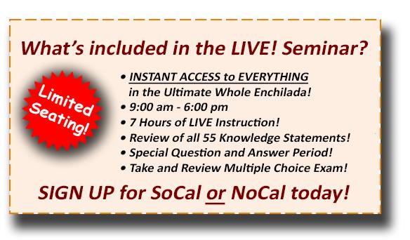 live seminar intro